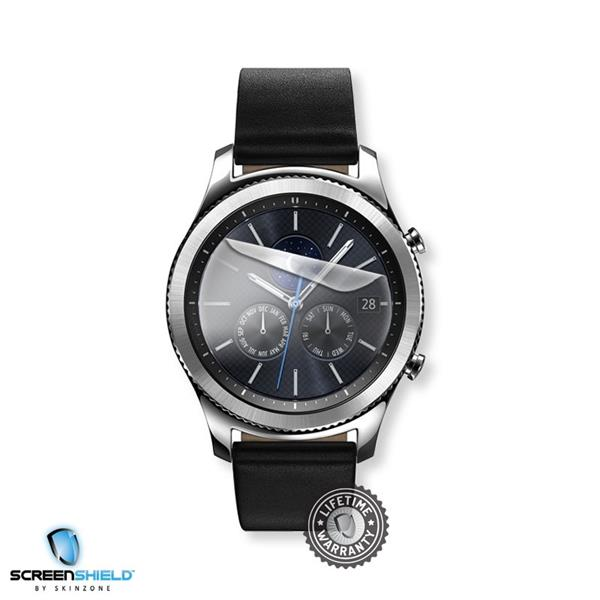 Screenshield SAMSUNG R770 Gear S3 Classic - Film for display protection
