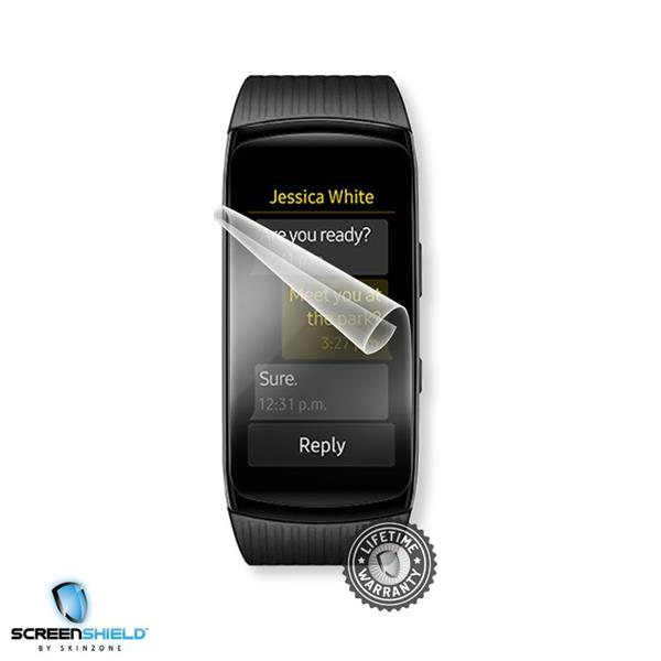 Screenshield SAMSUNG R365 Gear Fit2 Pro - Film for display protection