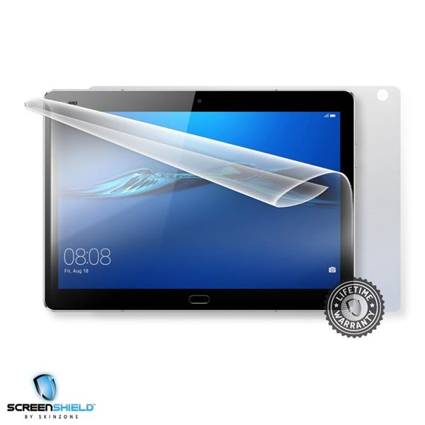Screenshield HUAWEI Media Pad M3 Lite - Film for display + body protection