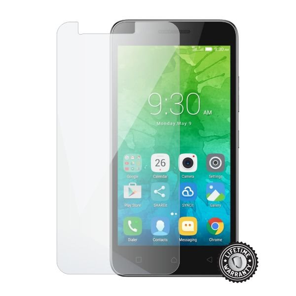 Screenshield LENOVO C2 / C2 Power Tempered Glass protection - Film for display protection