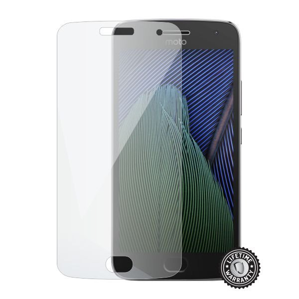 Screenshield MOTOROLA Moto G5 PLUS XT1685 Tempered Glass protection - Film for display protection