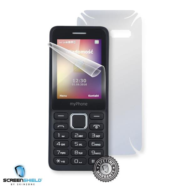 Screenshield MYPHONE 6310 - Film for display + body protection