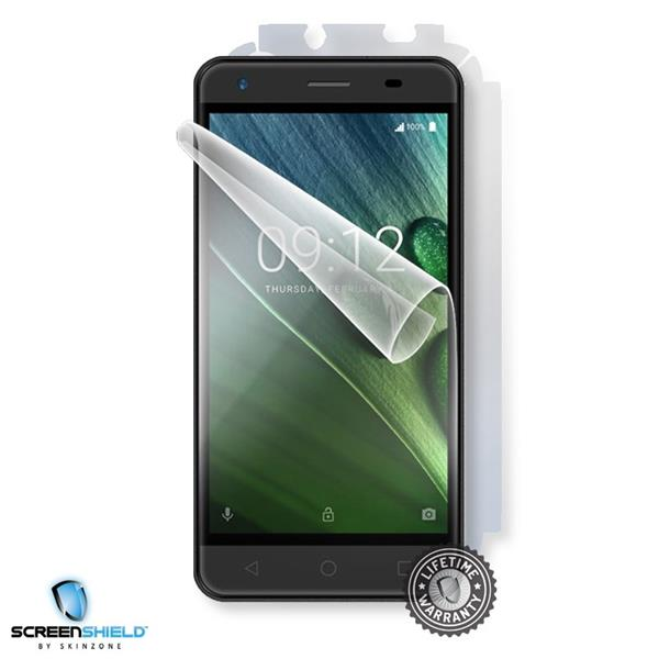 Screenshield ACER Liquid Z6E T10 - Film for display + body protection