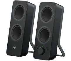 Logitech® Audio System 2.1 Z207 with Bluetooth – EMEA - Black