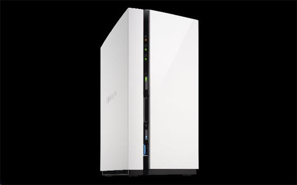 QNAP™ TS-228-EU 2 Bay NAS, 3.5, ARM® v7 1.1 GHz Dual-core, DDR3 1G 4GB flash