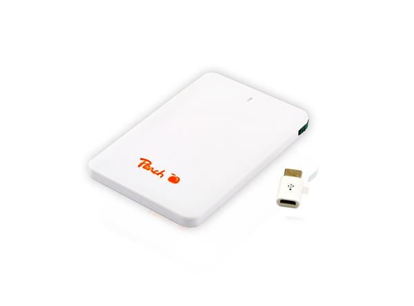 Peach Survival Powerbank PA110, 2000 mAh,5V/1A
