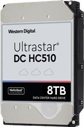 HDD Server HGST Ultrastar HE10 3.5'', 8TB, 256MB, 7200 RPM, SATA 6Gb/s