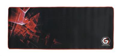 Hráčska podložka pod myš látková čierna, MP-GAMEPRO-XL, 350x900