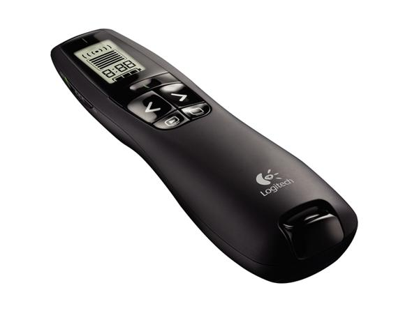 Logitech® Professional Presenter R700 - 2.4GHZ - EER2