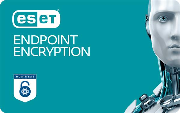 ESET Endpoint Encryption Pro Edition 1-10 zariadení / 1 rok
