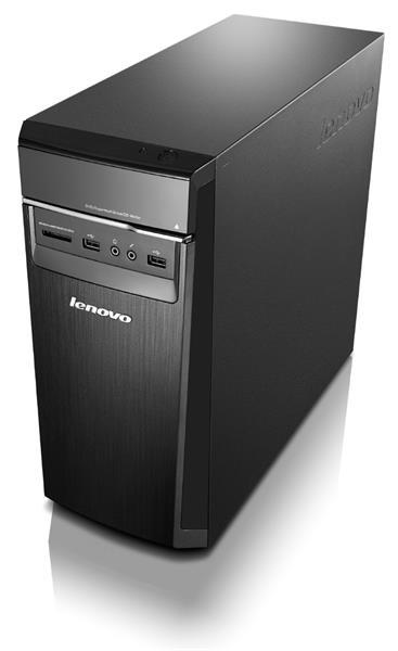 Lenovo IC H50-55 TWR A10-7800 3.9GHz NVIDIA GTX750/2GB 8GB 1TB+8GB SSD DVDRW W10 CIERNY 2yMI