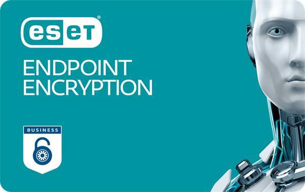 Predĺženie ESET Endpoint Encryption Essential Edition 50-99 zariadení / 2 roky zľava 20% (GOV)