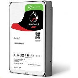 Seagate IronWolf Pro NAS HDD 6TB 7200RPM 256MB SATA