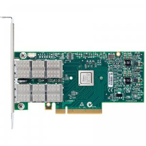 Mellanox ConnectX-3 Pro EN network interface card, 10GbE, dual-port SFP+, PCIe3.0 x8 8GT/s, tall bracket, RoHS R6, hardw