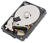 Toshiba HDD Desktop P300 500GB 7200rpm, 64MB, SATA, 3.5