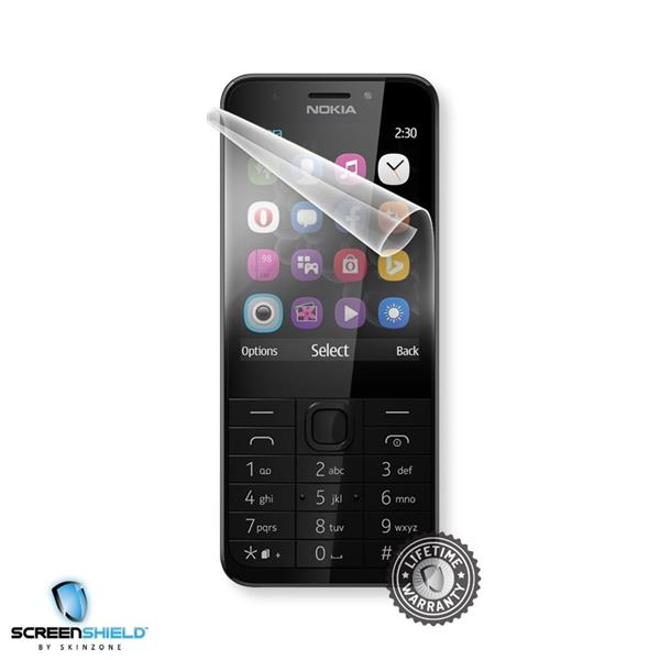 Screenshield NOKIA 230 RM-1172 - Film for display protection