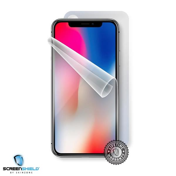 Screenshield APPLE iPhone X - Film for display + body protection