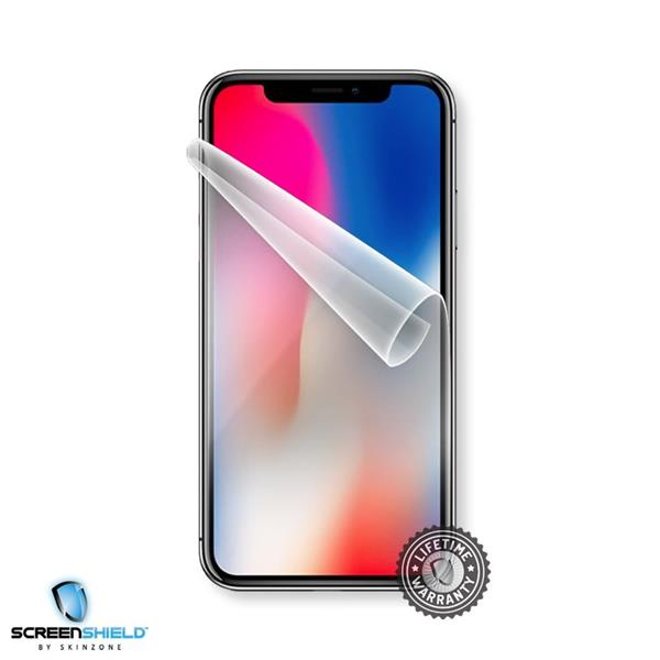 Screenshield APPLE iPhone X - Film for display protection
