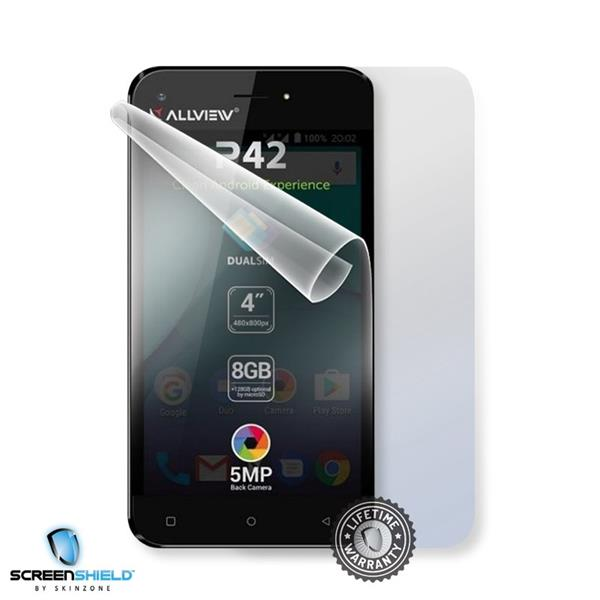 Screenshield ALLVIEW P42 - Film for display + body protection