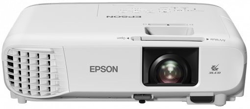 Epson projektor EB-X39 3LCD, XGA, 3500ANSI, 15 000:1, HDMI, LAN