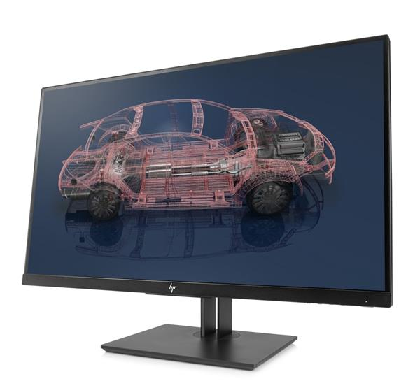 HP Z27n G2, 27.0 IPS, 2560x1440, 1000:1, 5.3ms, 350cd, DVI/HDMI/DP, 3y, pivot