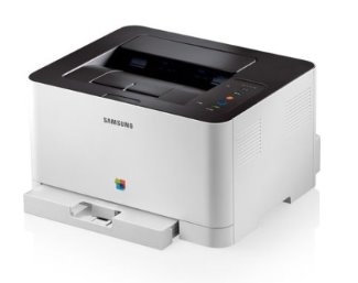 Samsung Xpress SL-C430 Color Laser Printer;