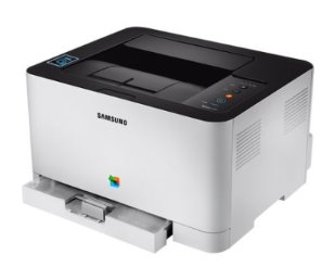 Samsung Xpress SL-C430W Color Laser Printer; NFC