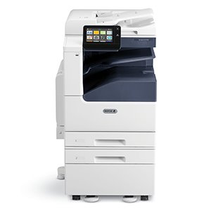 Xerox VersaLink B70xx MFP A3 COPY/PRINT/SCAN, Duplex, DADF, NET, 3x zas. (spolu 1140 listov), podstavec