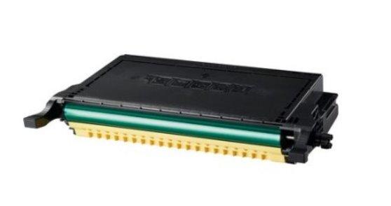 SAMSUNG CLP-Y660A Yellow Toner Cartri