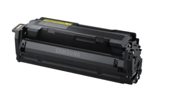 SAMSUNG CLT-Y603L High Yield Yellow Toner Cartridge