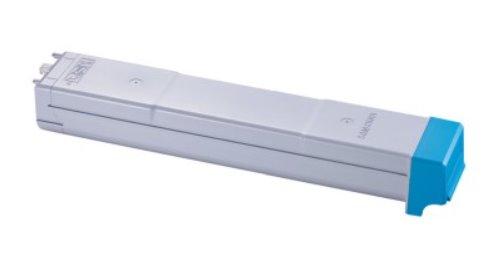 SAMSUNG CLX-C8385A Cyan Toner Cartrid