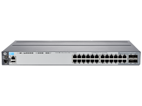 HP 2920-24G Switch Europe 4x SFP