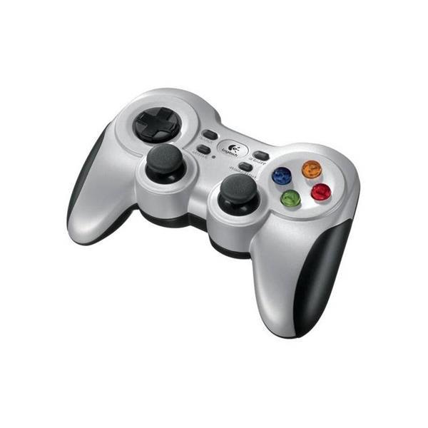 Logitech® Wireless Gamepad F710 - 2.4GHZ - EER2, ROZBALENE, POSKODENY OBAL
