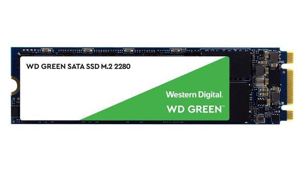 WD Green 120GB SSD SATA III 6Gbs, M.2 2280, ( r545MB/s, wMB/s )