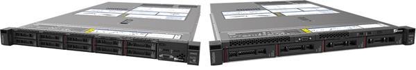 Lenovo Server SR630 Xeon Silver 4110 (8C 2.1GHz 11MB Cache/85W) 16GB (1x16GB, 2Rx8 RDIMM), O/B, 930-8i, 1x750