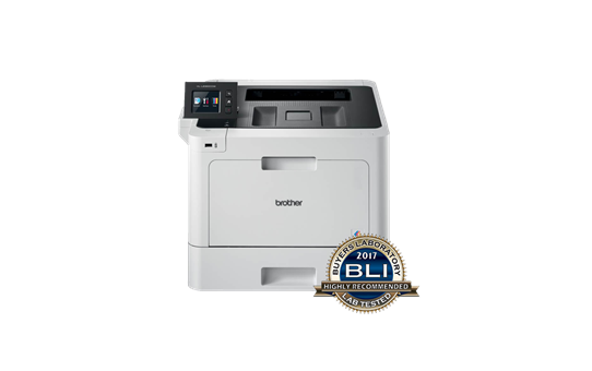 BROTHER HL-L8360CDW A4 color laser, 512MB, duplex, GLAN, WiFi, NFC