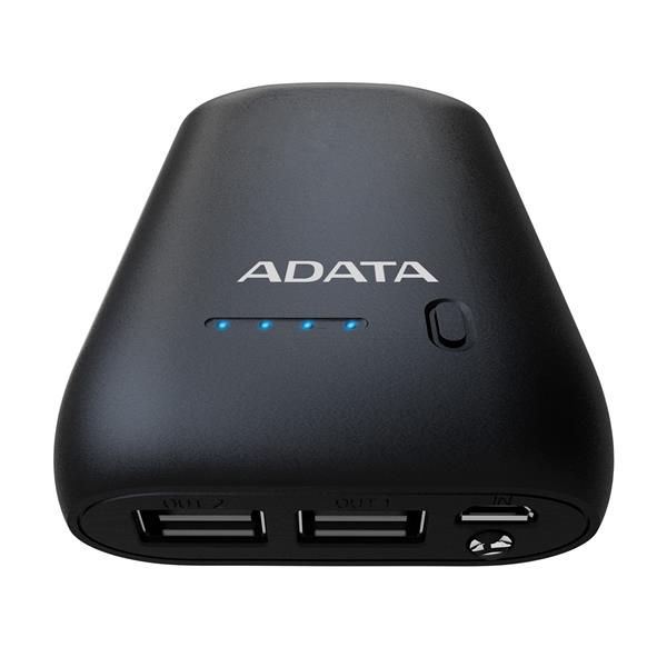 A-DATA Power Bank P10050, 10050mAh, Black