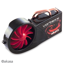 AKASA Vortexx - chladič na VGA kartu (nVIDIA, ATI)