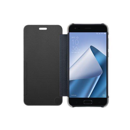 ASUS ochranné púzdro VIEW FLIP COVER pre ZenFone 4 čierne ( ZE554KL)