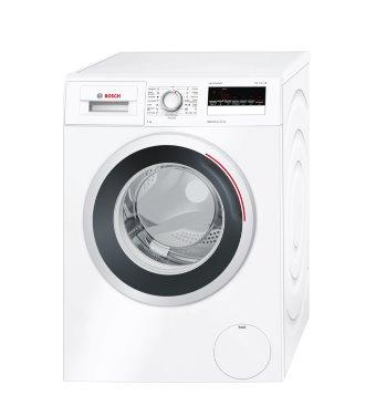 BOSCH_Pracka max 1400 ot. / min., obsah 8 kg, A+++ - 10%, LED, VarioPerfect, EcoSilence Drive motor, h 55 cm, Seria 4