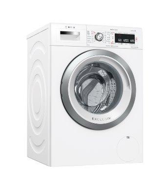 BOSCH_Pracka max 1400 ot/min,obsah 8 kg,A+++ - 30%,AquaStop,stredná LED displej, VarioDrum bubon, EcoSilence, Seria 8