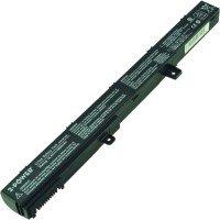 Batéria Li-Ion 14,4V 2600mAh, Black pre Asus X551, X451
