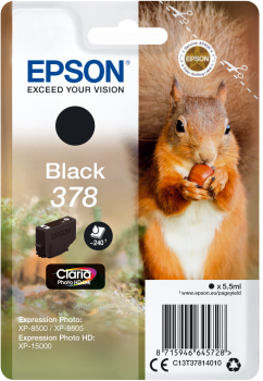Epson atrament XP-15000 black 5.5ml - 240 str.