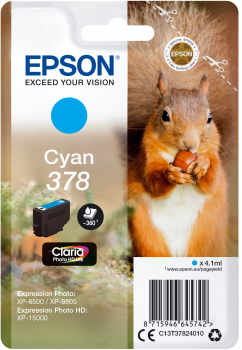 Epson atrament XP-15000 cyan 4.1ml - 360 str.