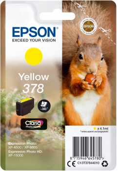 Epson atrament XP-15000 yellow 4.1ml - 360 str.
