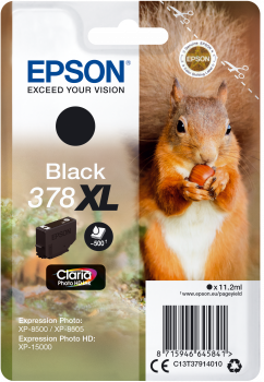 Epson atrament XP-15000 black XL 11.2ml - 500 str.
