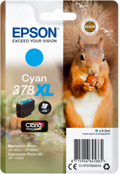 Epson atrament XP-15000 cyan XL 9.3ml - 830 str.
