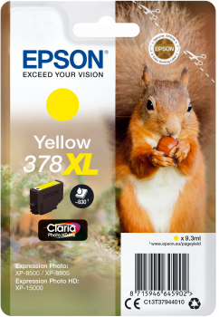 Epson atrament XP-15000 yellow XL 9.3ml - 830 str.