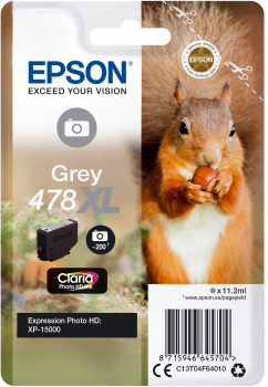 Epson atrament XP-15000 grey XL 11.2ml