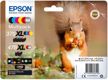 Epson atrament XP-15000 multipack XL